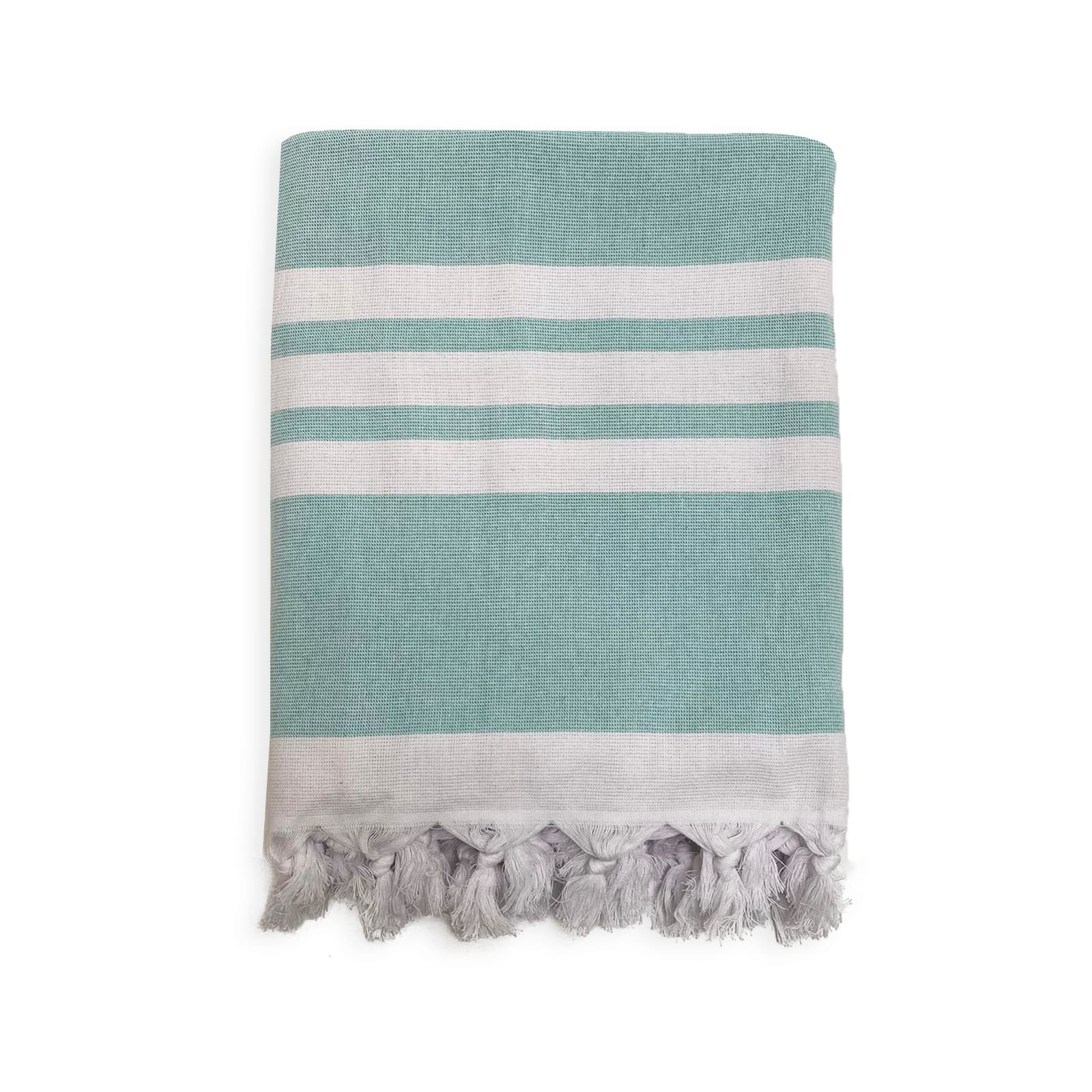 Serviette de plage éponge velours orange clifton 90x170