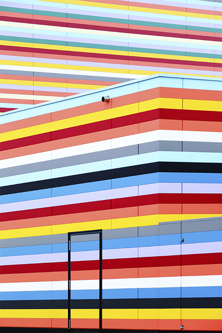 Photographie d'art d'Eric Dufour 30x45 cm sur alu