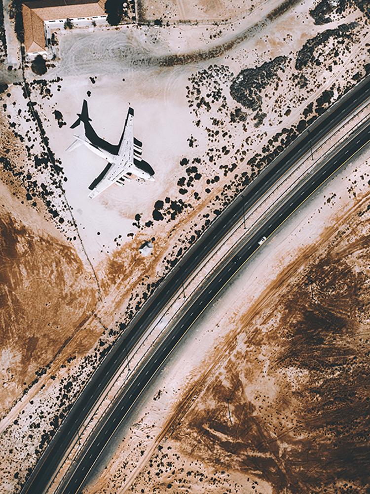 Photographie d'art de Flora Métayer 30x40 cm sur alu
