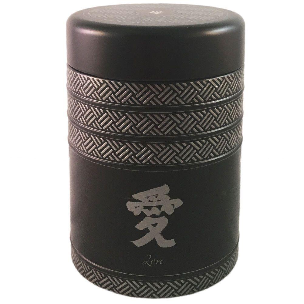 Petite boite à thé contenance 125g