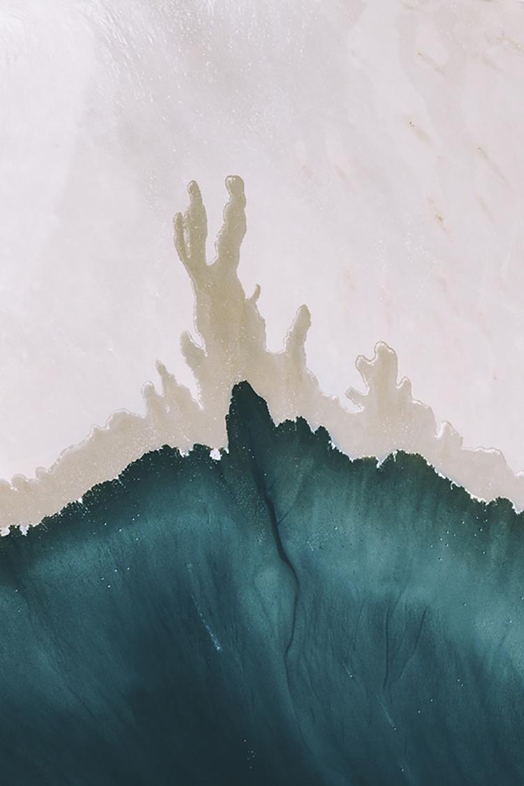 Photographie d'art de Flora Métayer 30x45 cm sur plexi