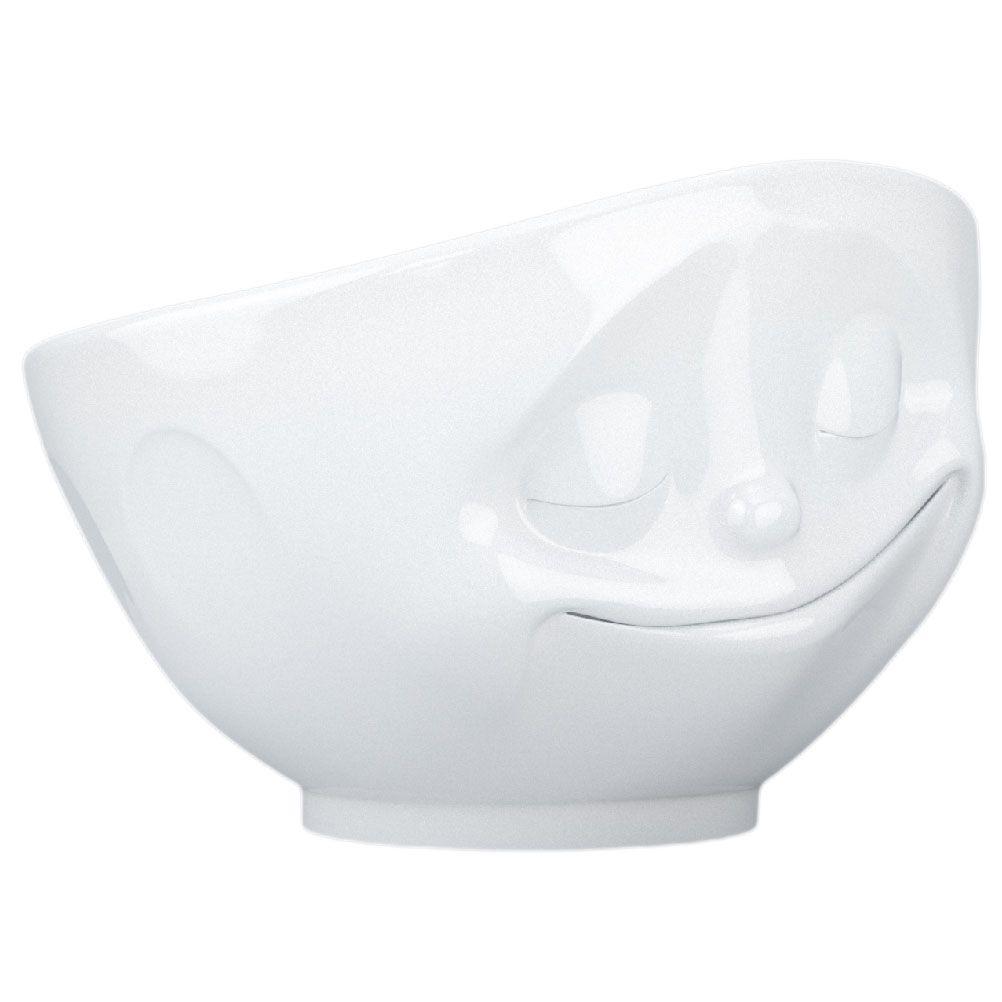 Bol XL en porcelaine Happy 1000ml