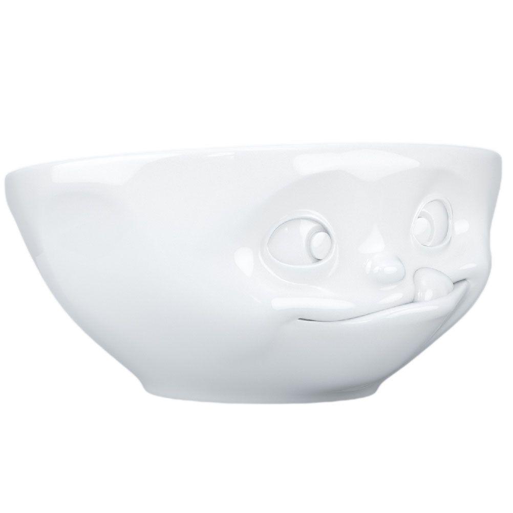 Bol en porcelaine blanche Tasty 350ml