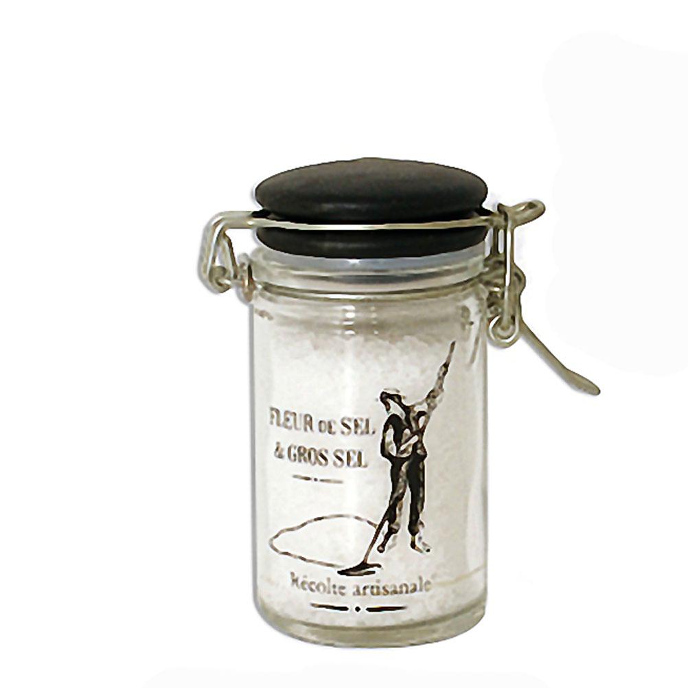 Mini bocal hermétique fleur de sel
