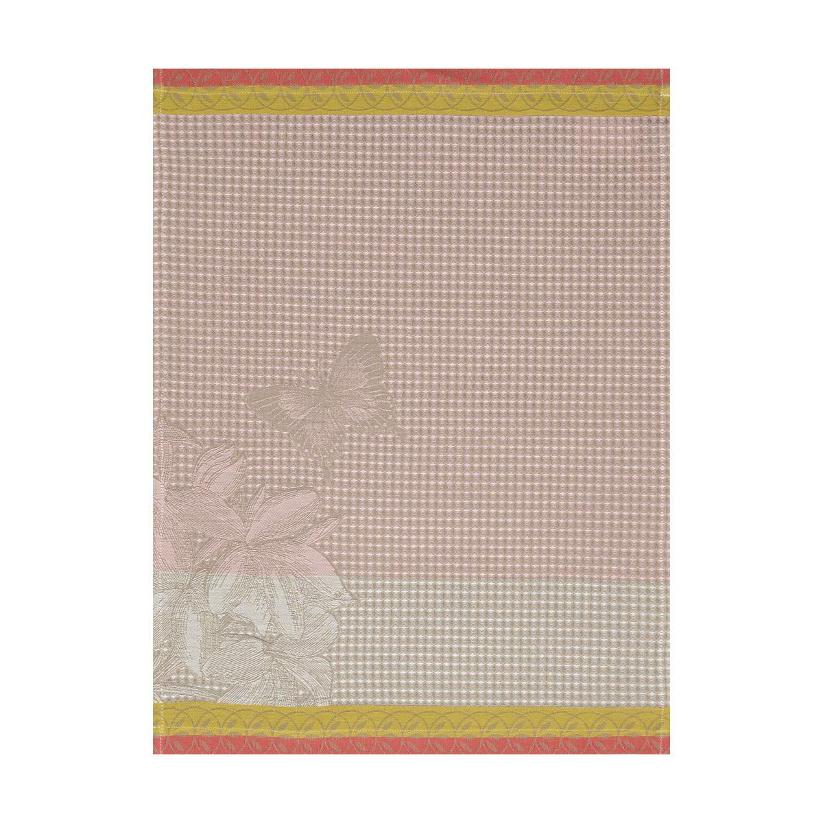 Essuie-mains en coton magnolia 54 x 38