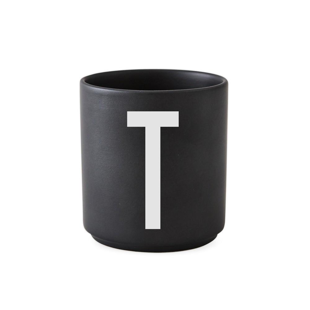 Mug en Porcelaine Noir Personal A-Z