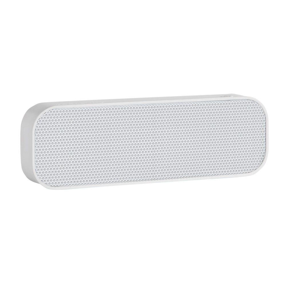 Enceinte portable bluetooth blanc