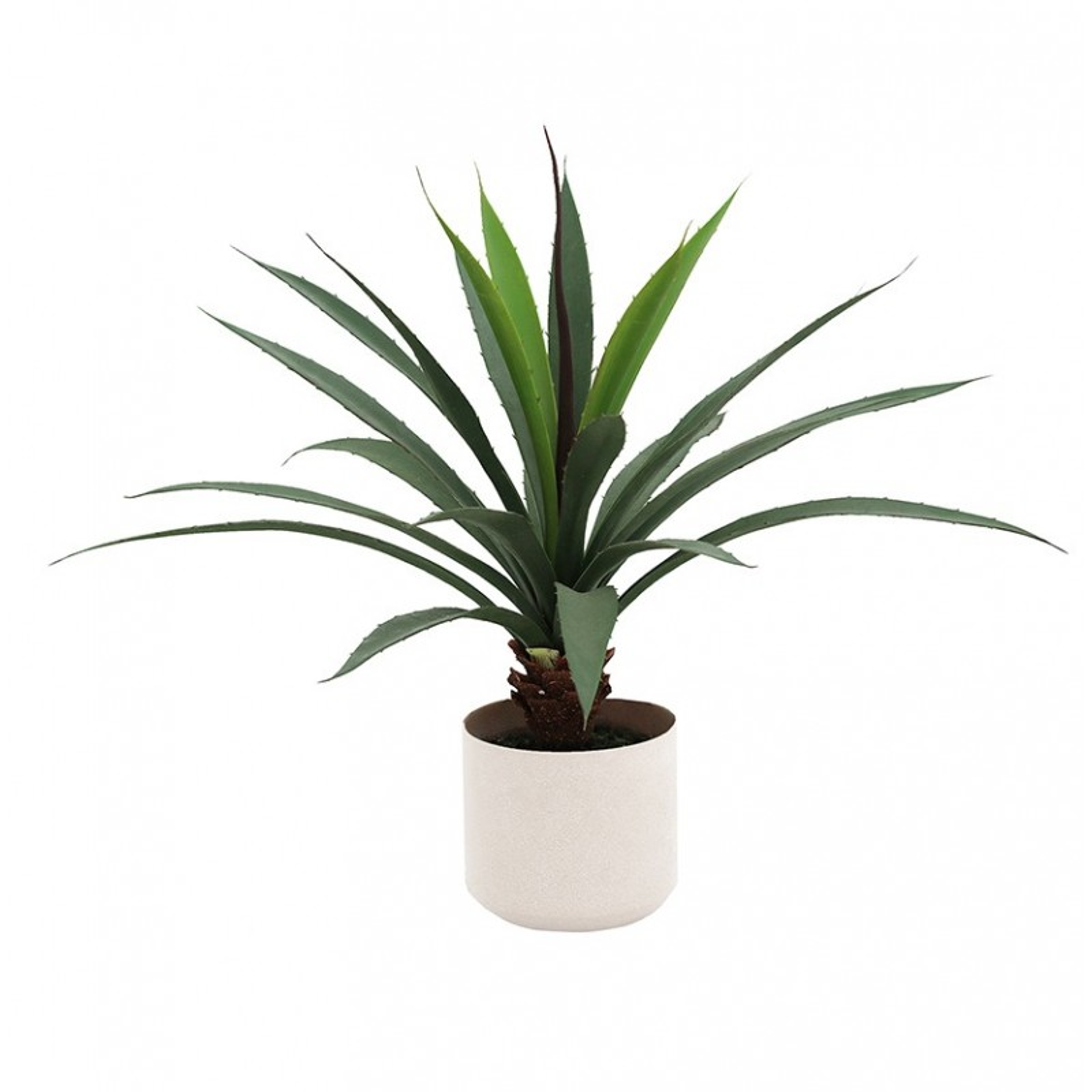 Aloe artificielle 50cm