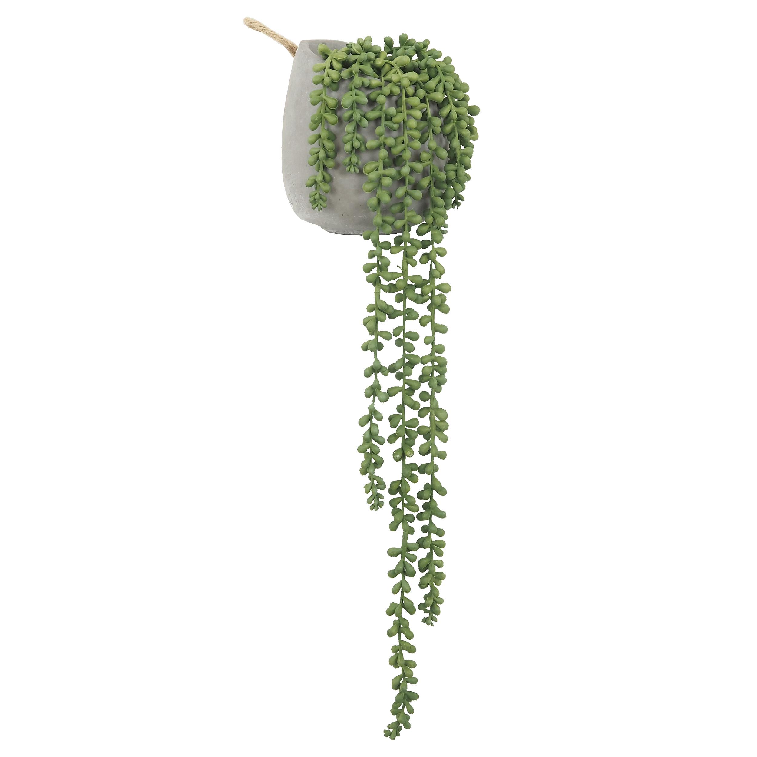 Succulentes artificielles 65 cm