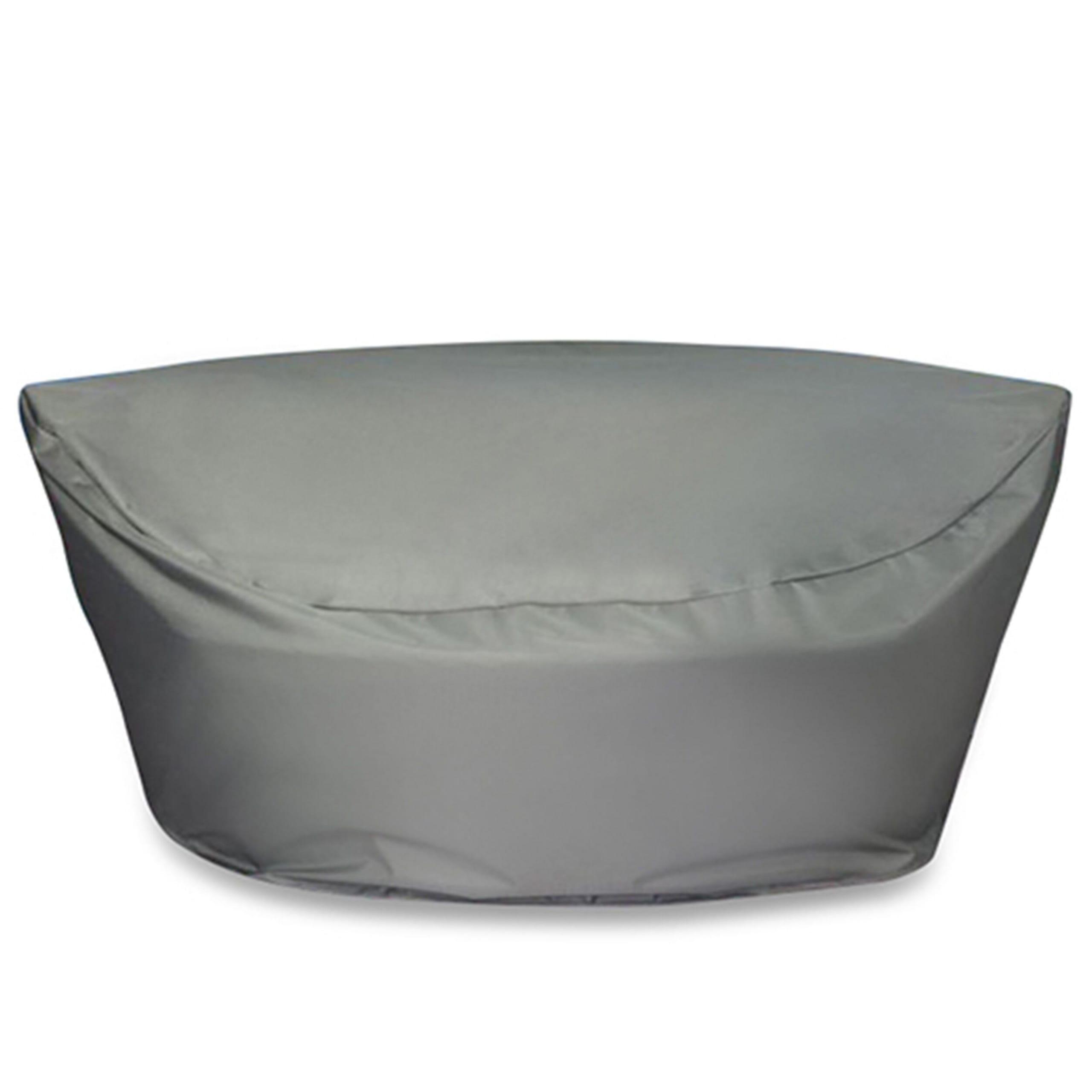 Bâche de protection pour lit de jardin 170 x 160 x 75 cm