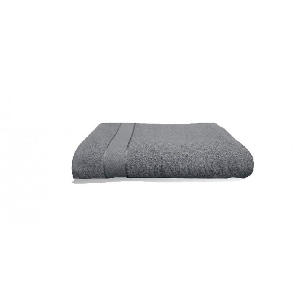 Drap de bain 70x130 cm 380gr/m2 gris