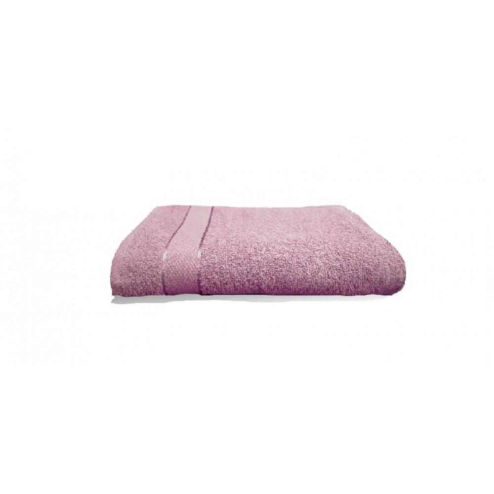 Drap de bain 70x130 cm 380gr/m2 rose