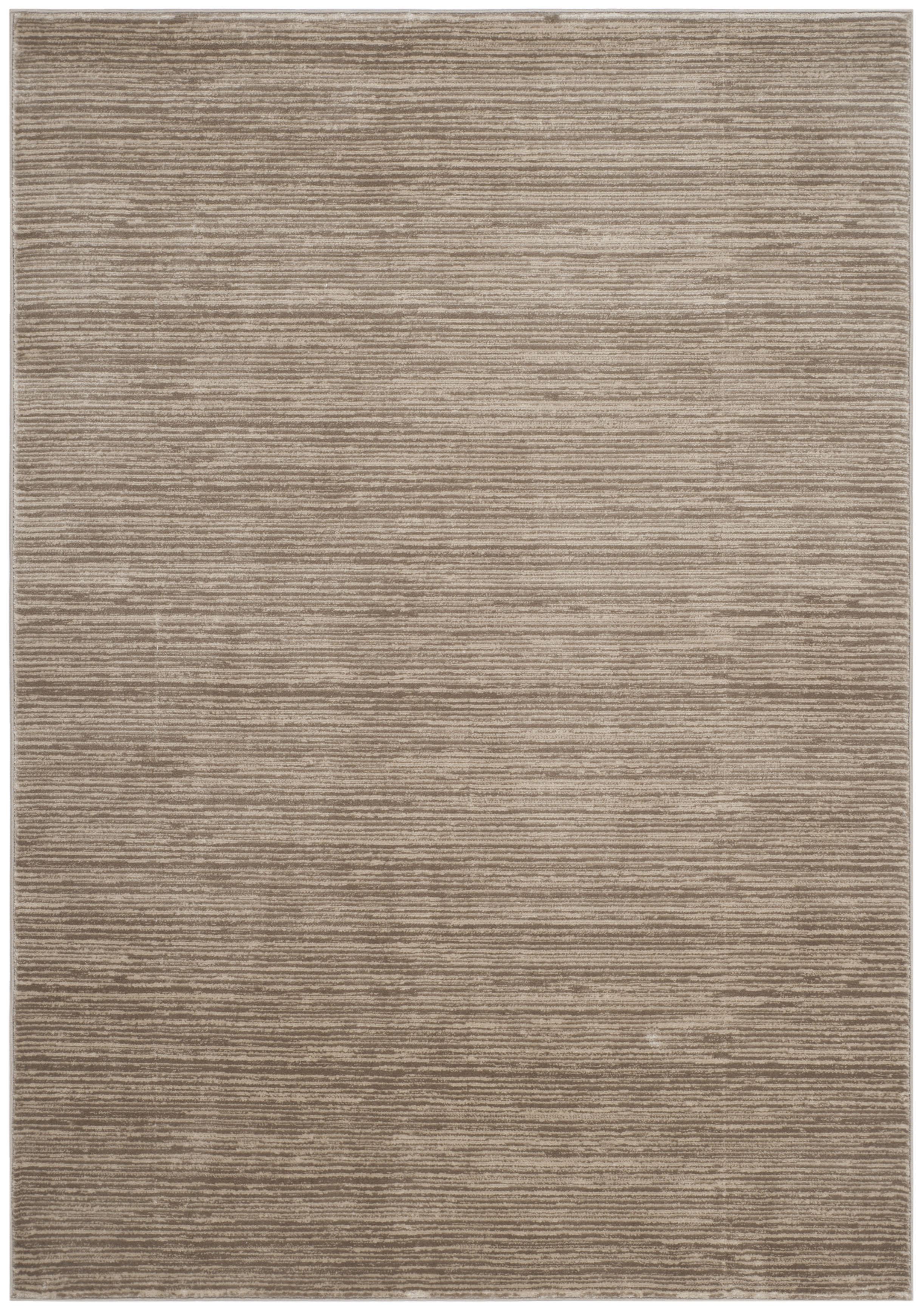 Tapis de salon contemporain  marron clair 160x230