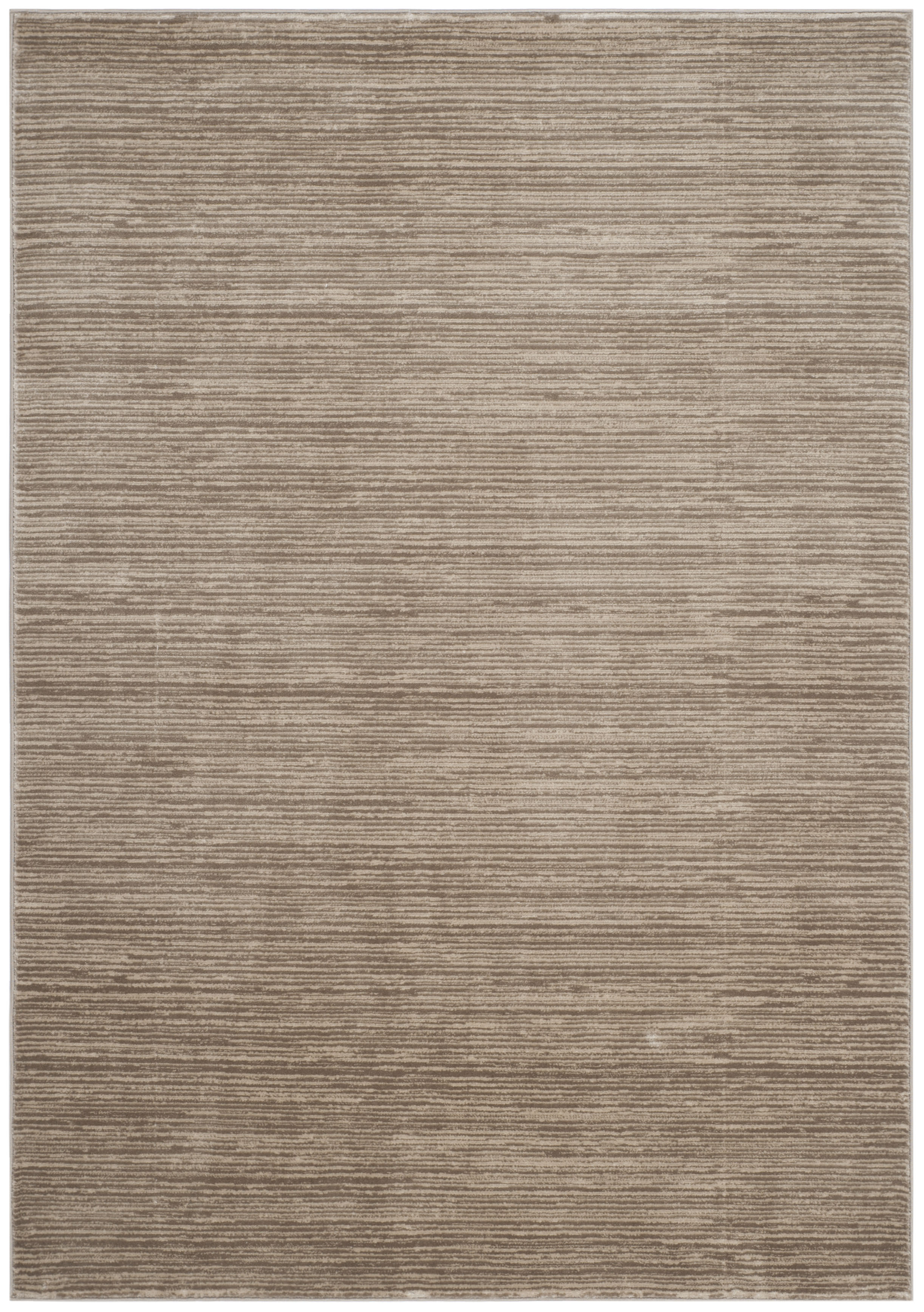 Tapis de salon contemporain  marron clair 121x182