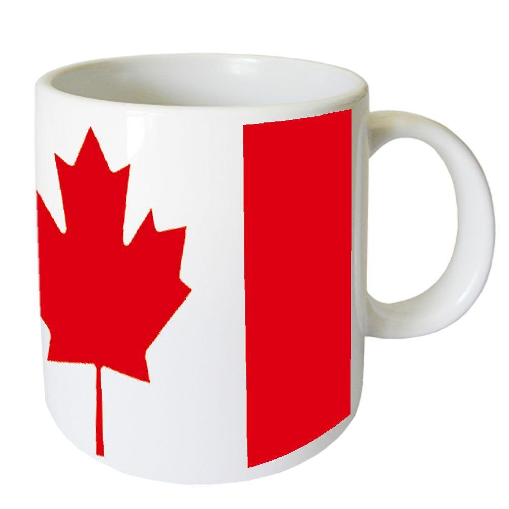 Tasse en céramique Canada