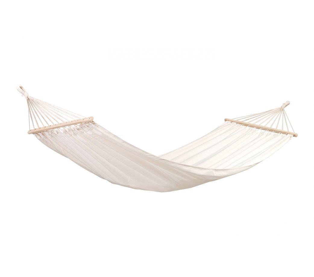 TOBAGO - Hamac simple en coton écru