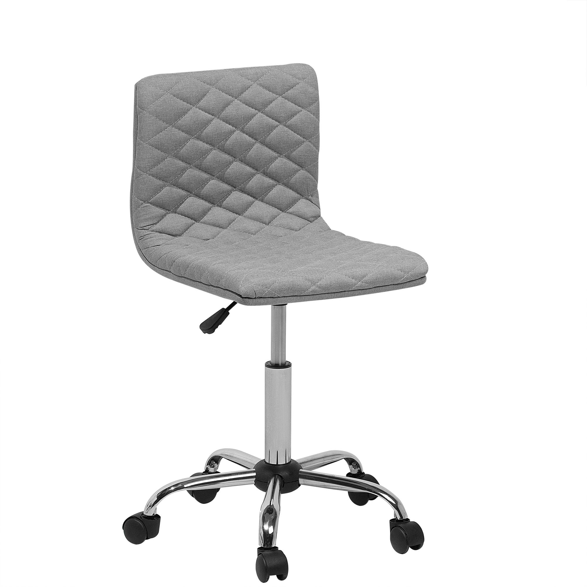 Chaise de bureau grise