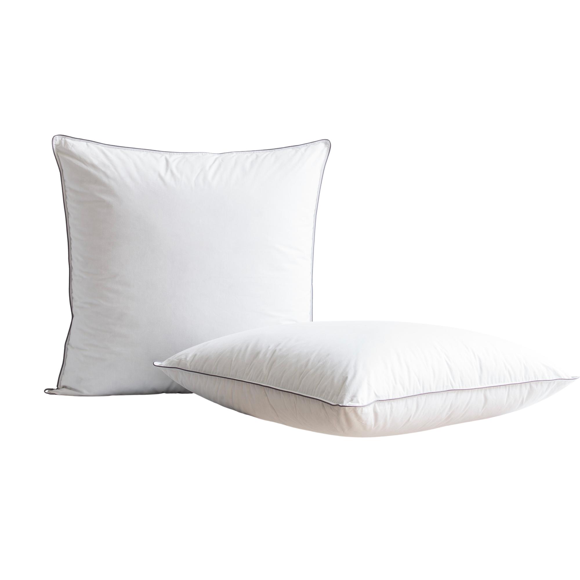 Oreiller hôtel luxe en Plume Blanc 50x70 cm
