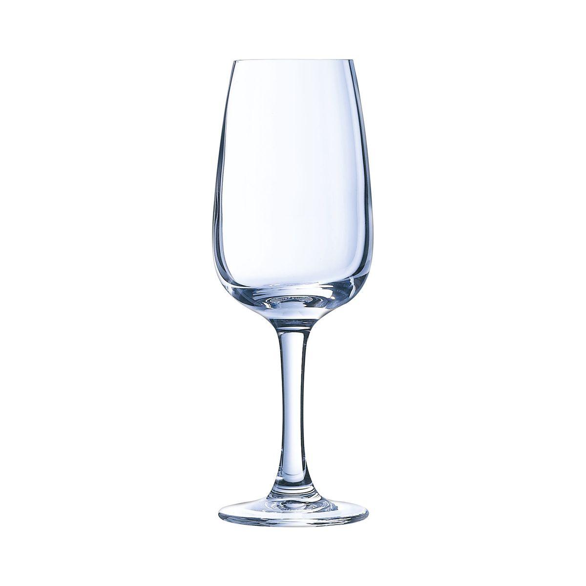 6 verres à porto 12cl