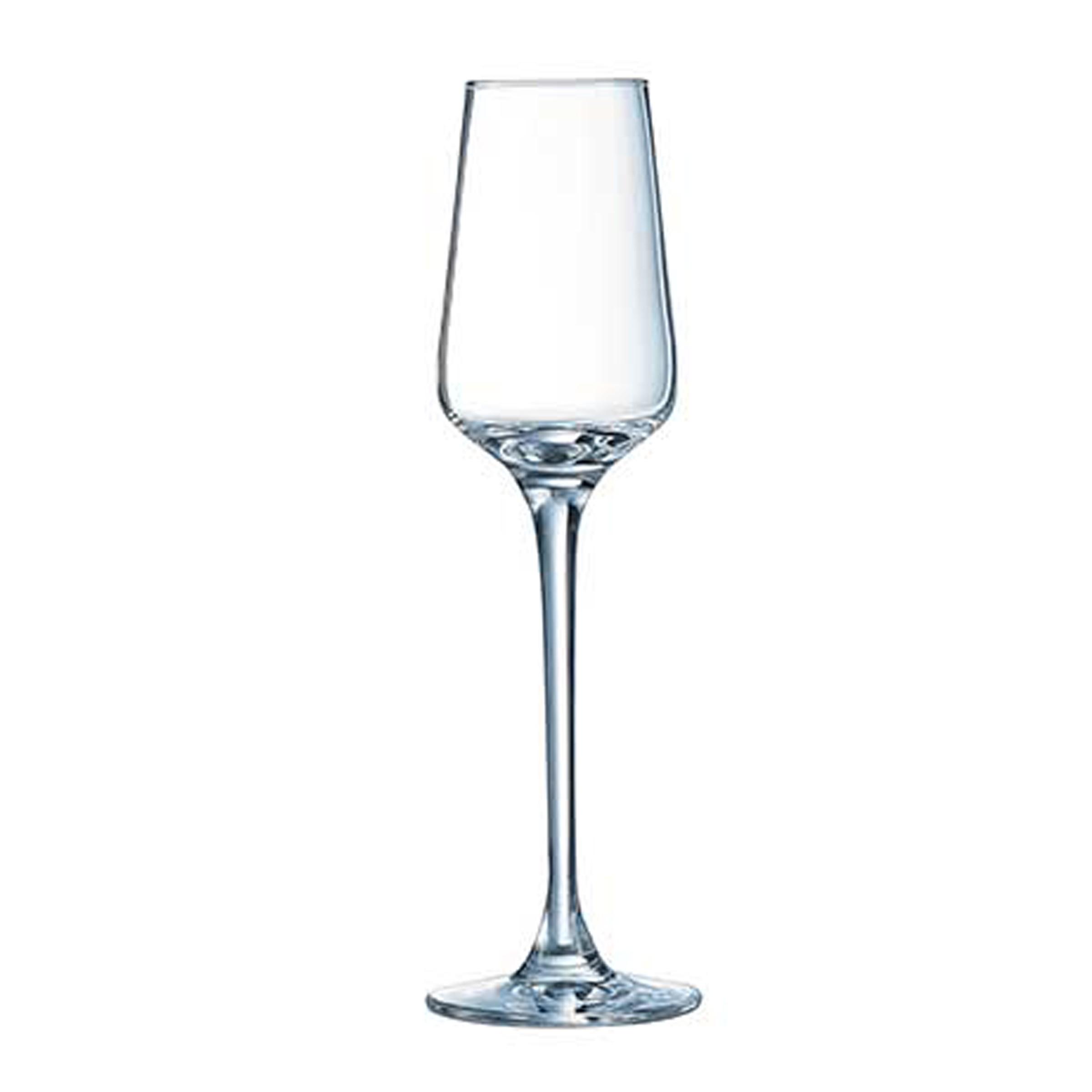 6 verres à liqueur 11cl