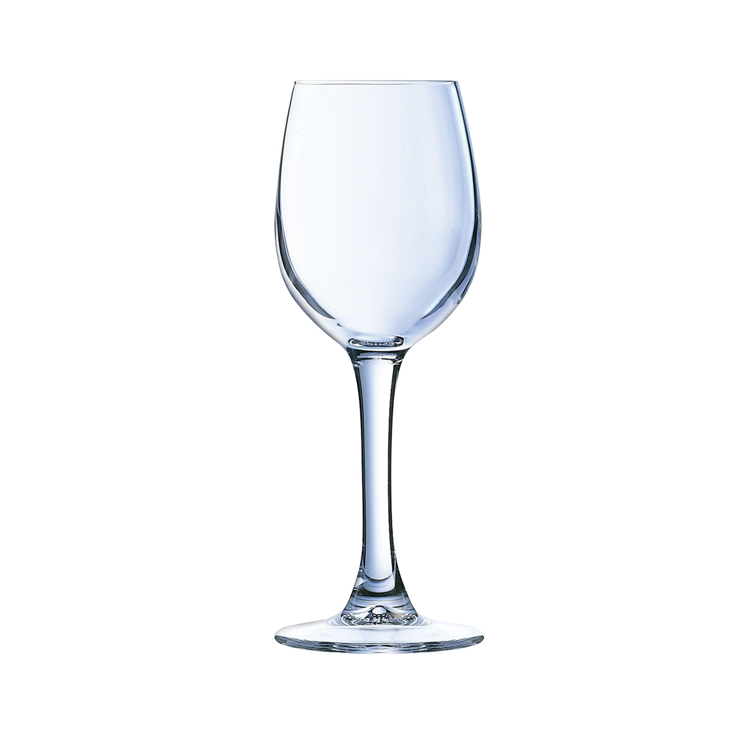 6 verres à liqueur 7cl