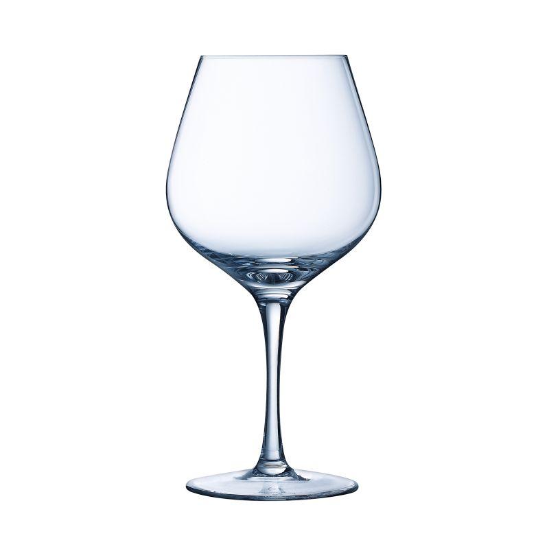 6 verres à pied 50 cl