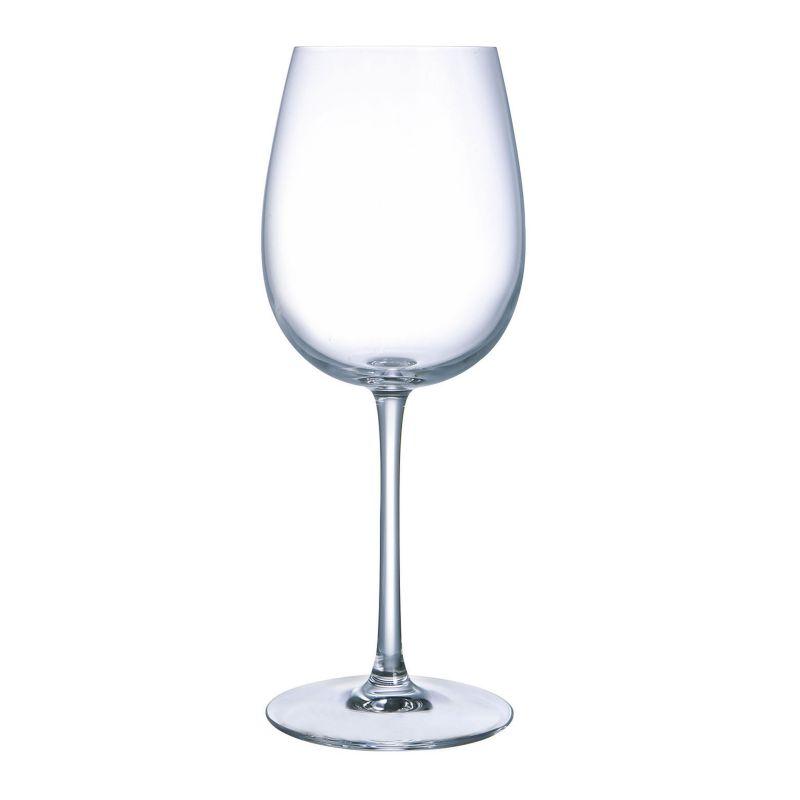 6 verres à pied 73 cl