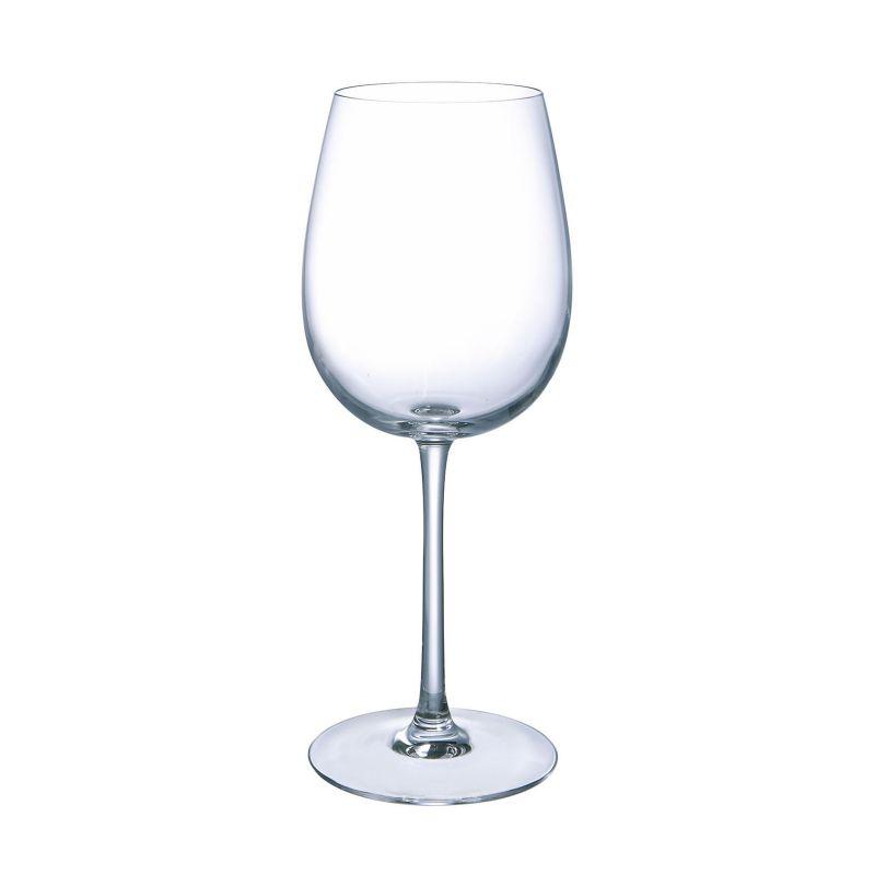 6 verres à pied 28 cl