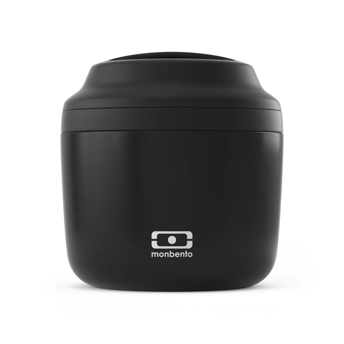 Lunch box isotherme noir onyx 0,55L