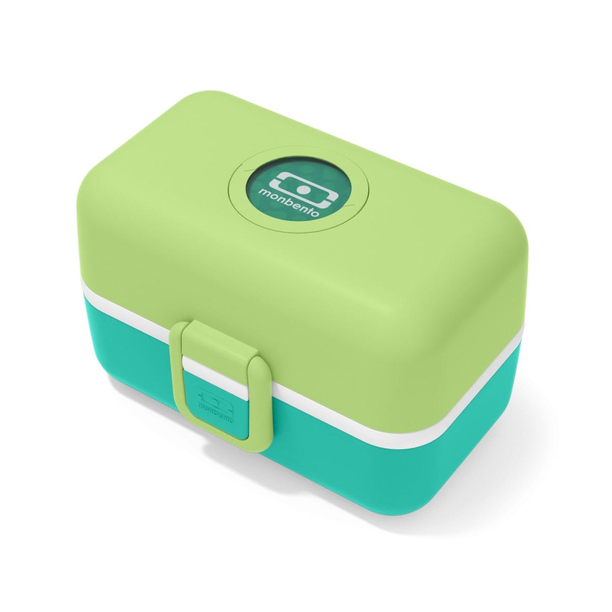 Bento pour enfant vert apple 0,8L