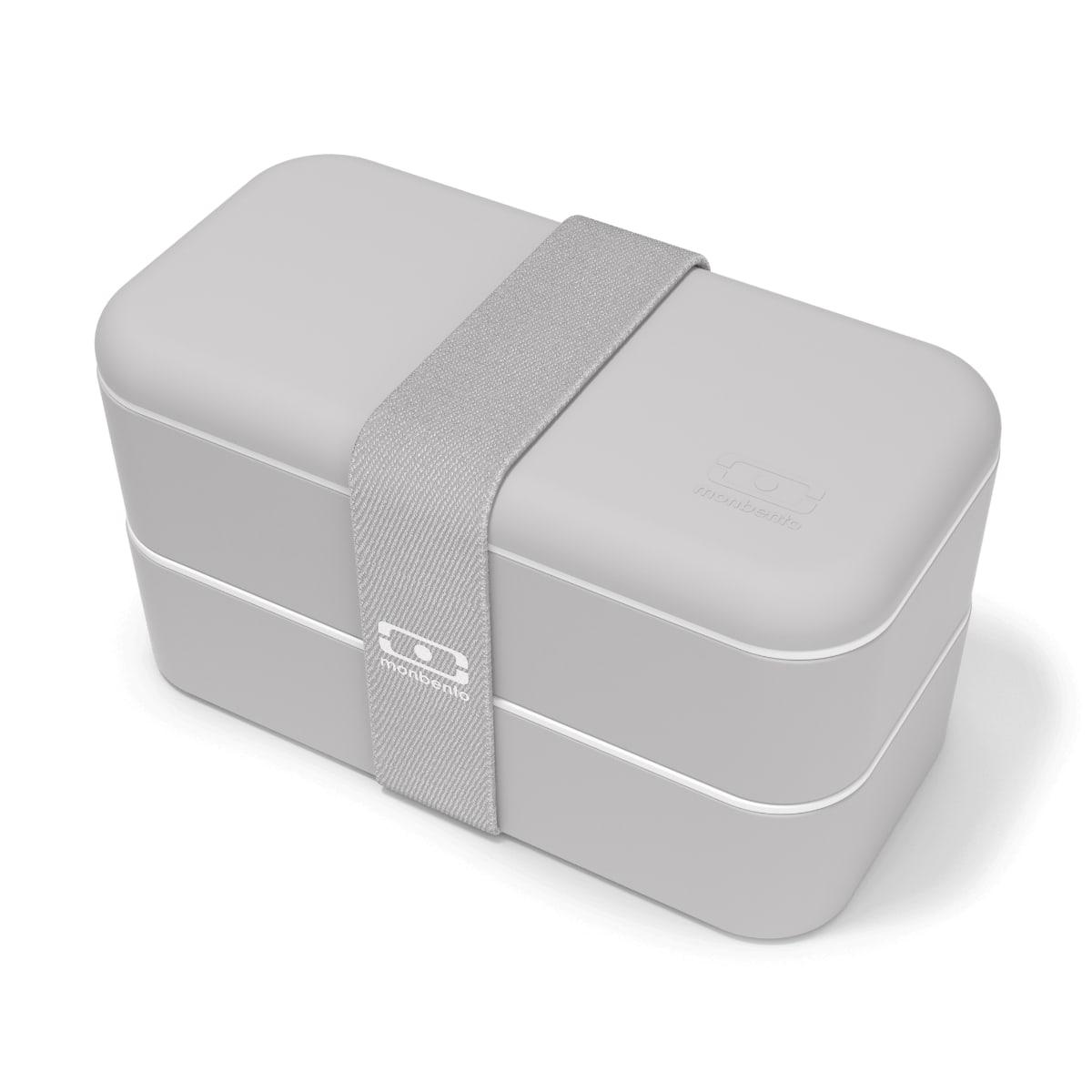 Bento gris coton 1L