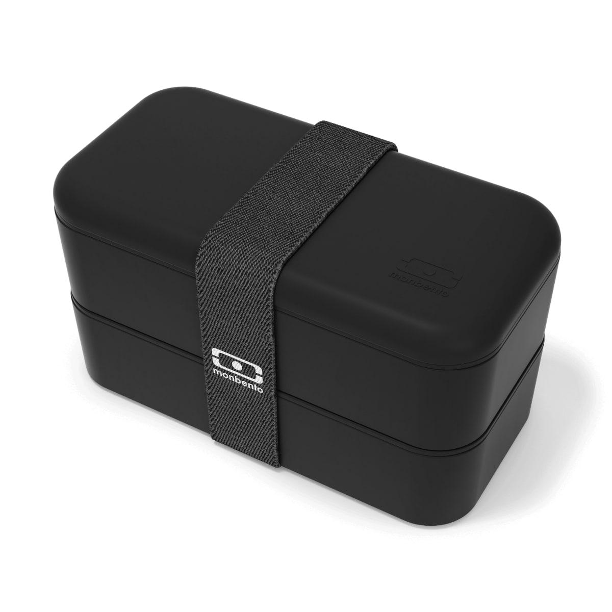 Bento noir onyx 1L