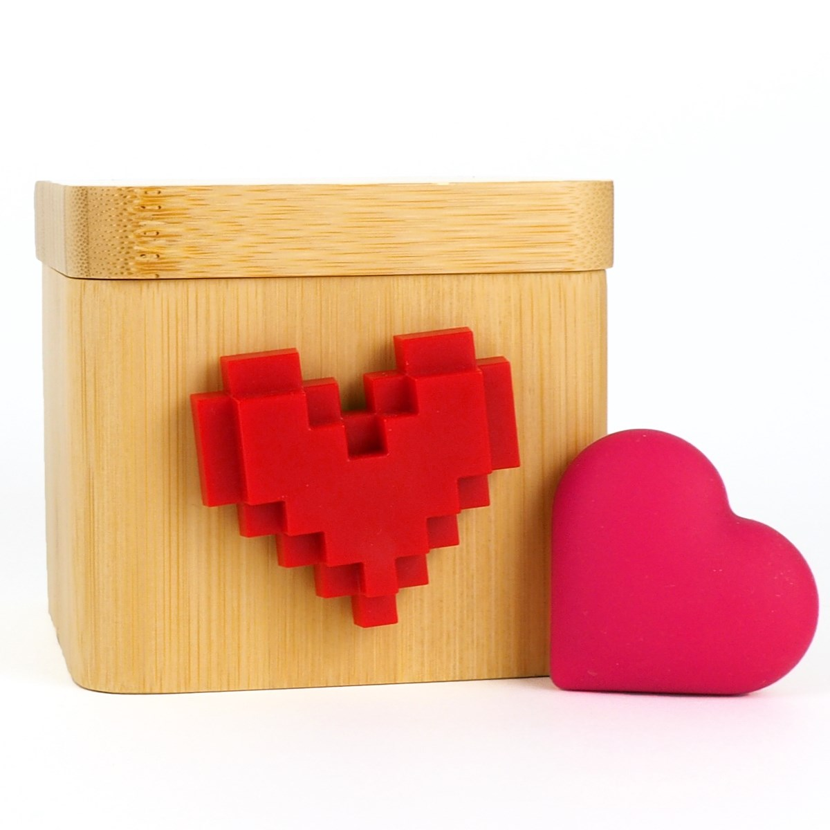 Boîte à messages Lovebox Fête des Mères en bois