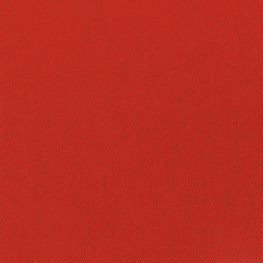 Serviette pur coton rouge 45x45