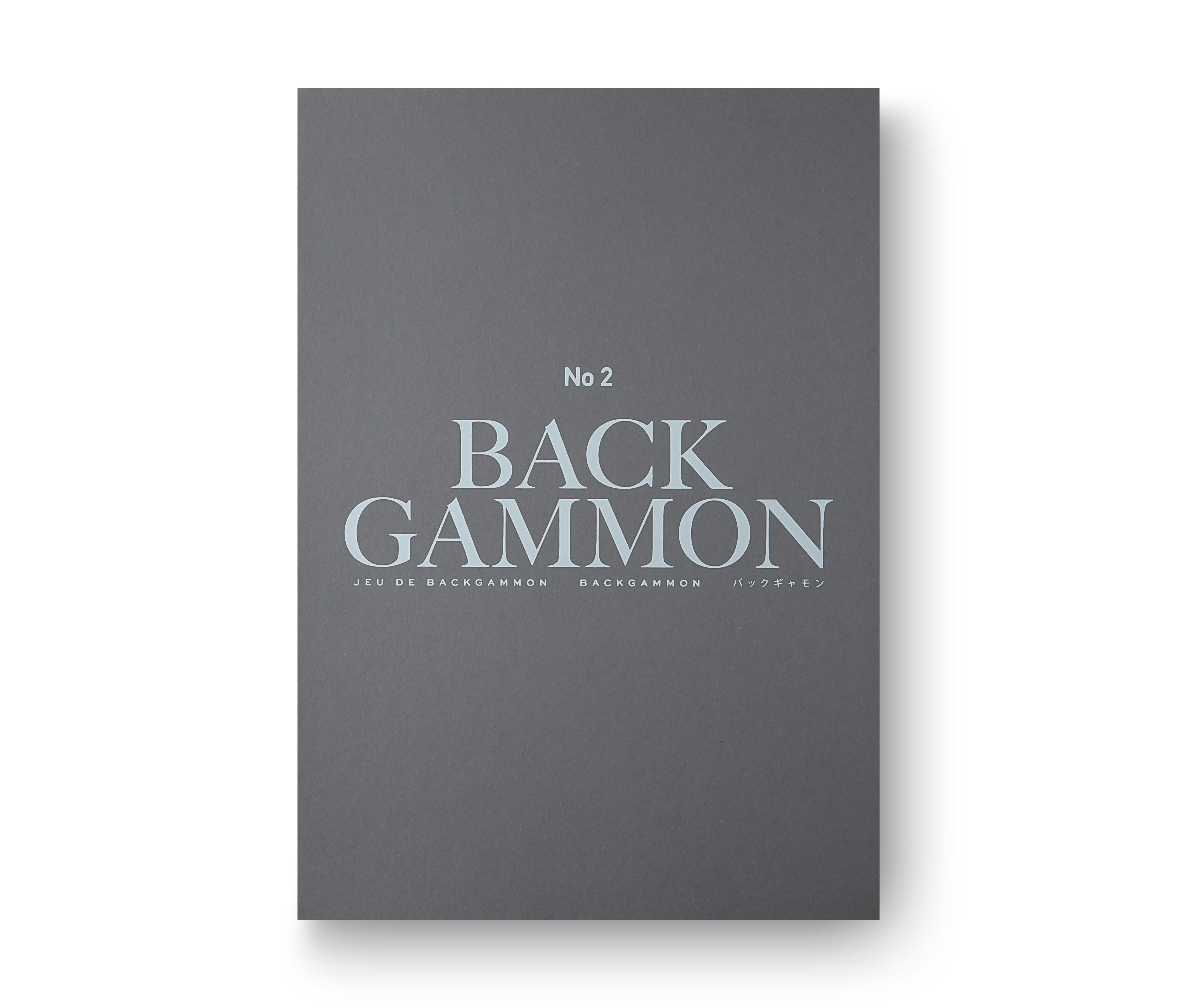 Jeu Backgammon design