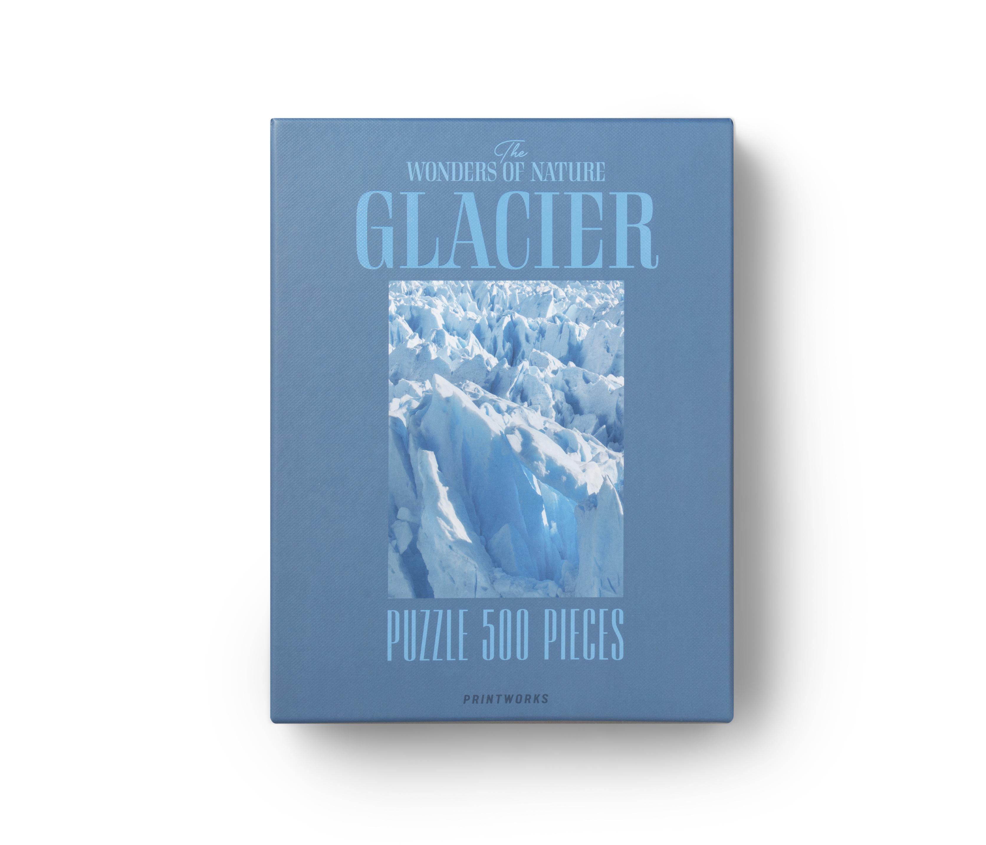 Puzzle Glacier