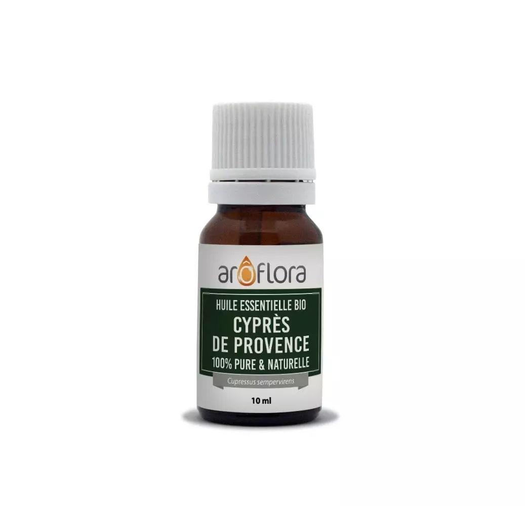 Huile essentielle bio de Cyprès de Provence 100% pure 10ml