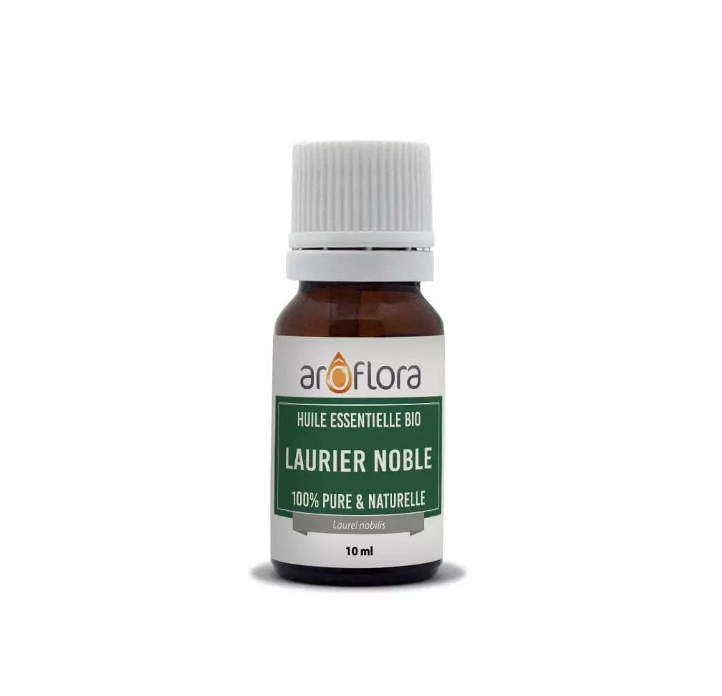 Huile essentielle bio de Laurier noble 100% pure et naturelle 10ml