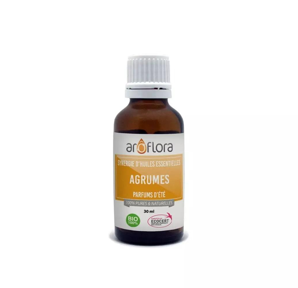 Synergie d'huiles essentielles bio