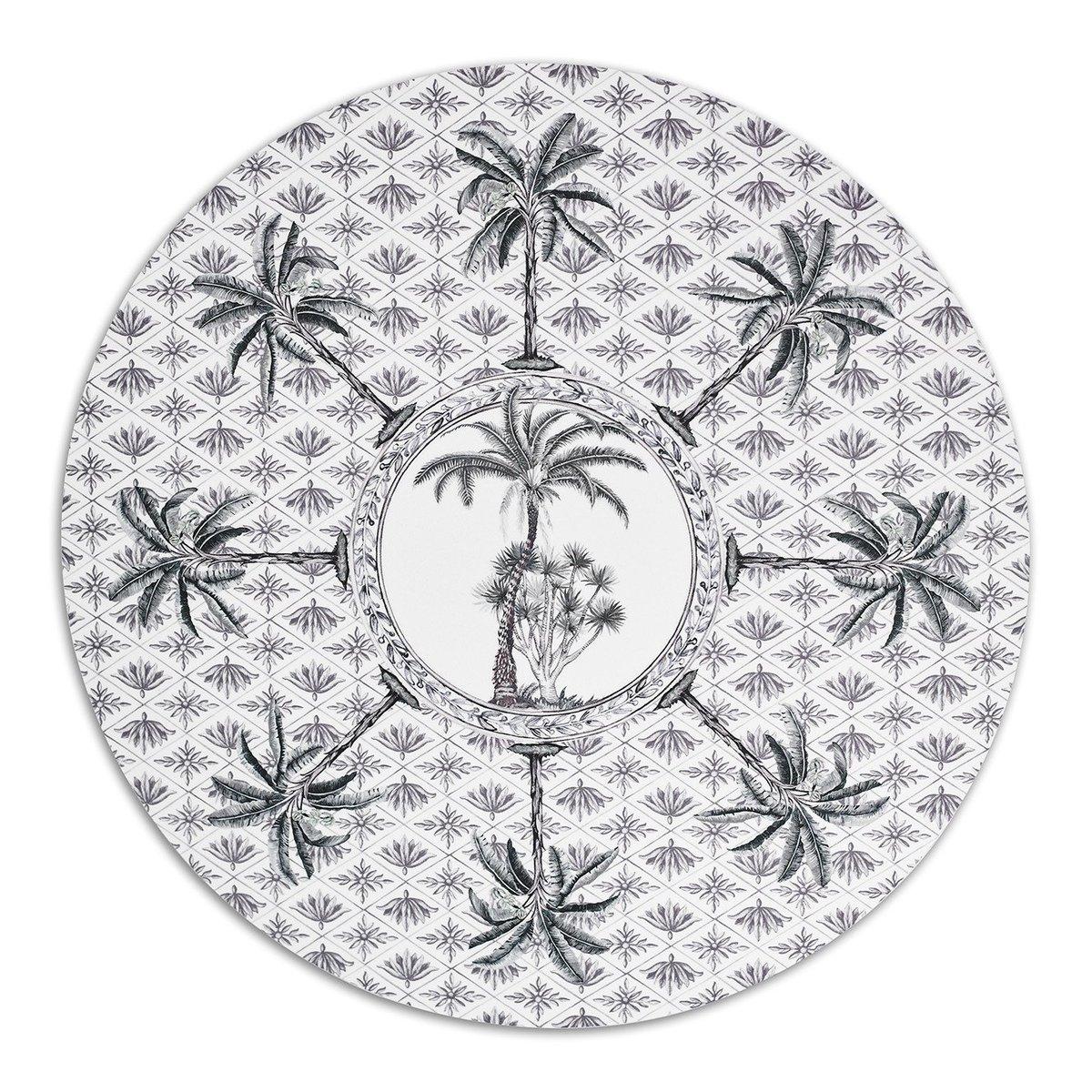 Set de table toile de palmiers 36 cm