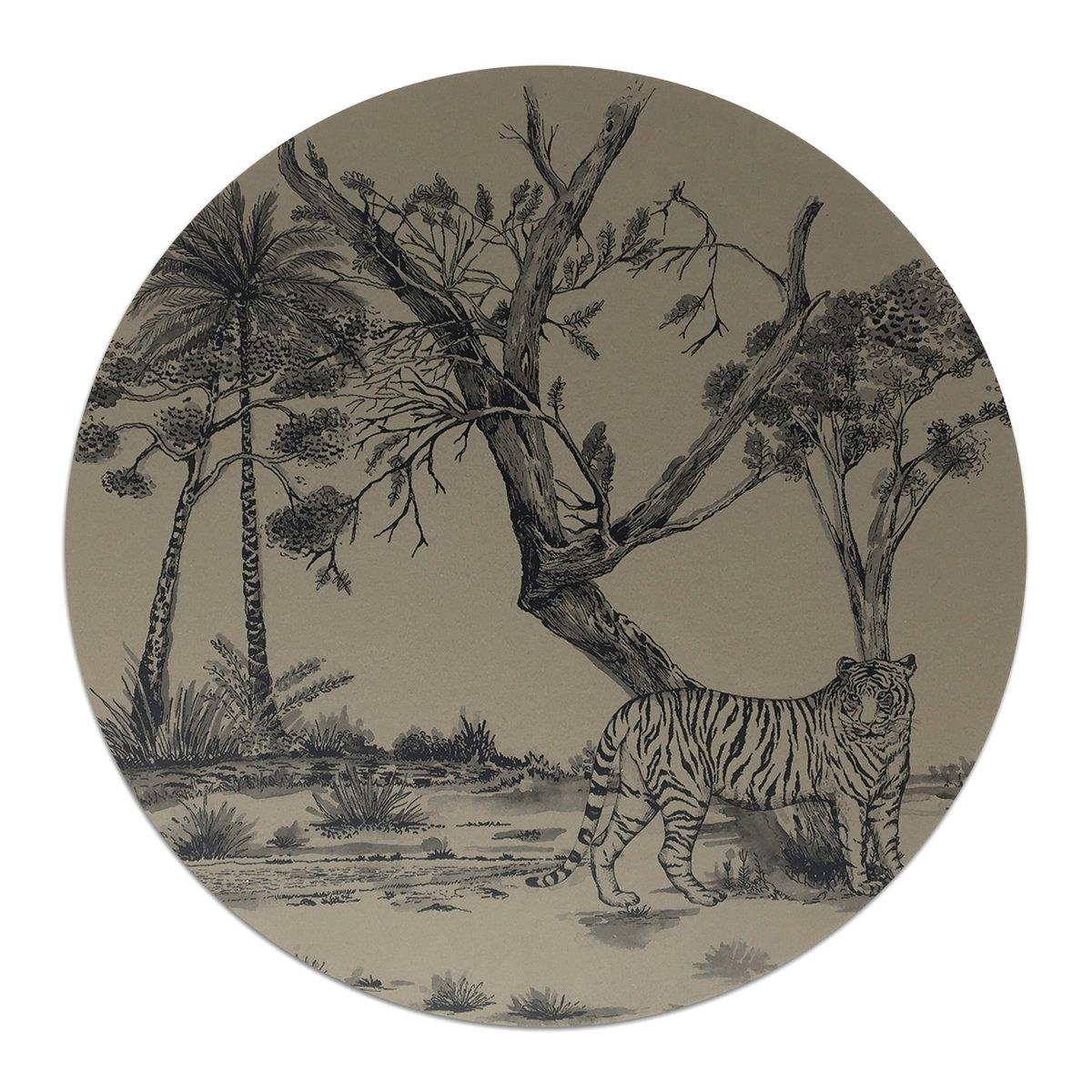 Set de table shamba beige 36 cm