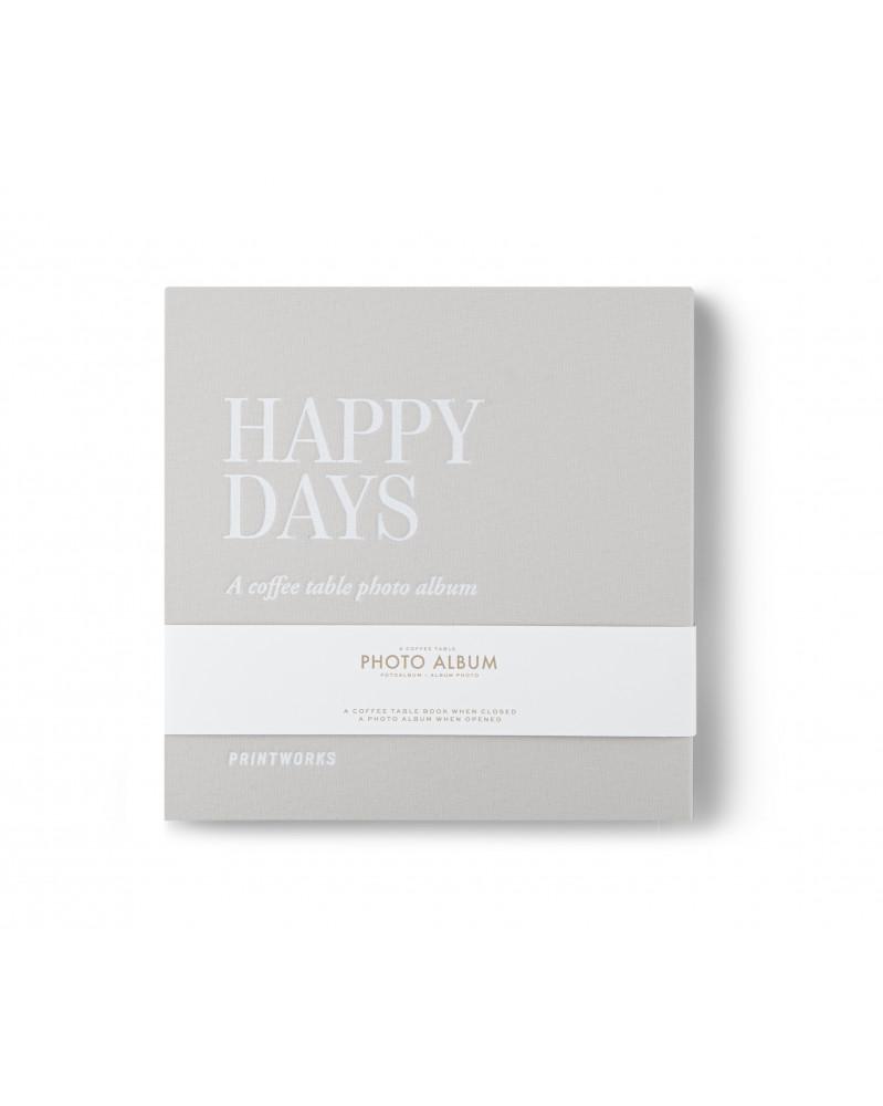 Album Photo Happy Days Printwor