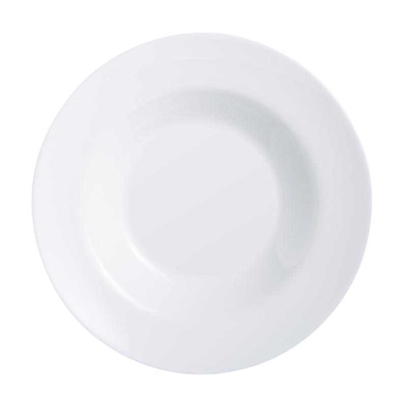 Assiette pasta blanche D28,5cm