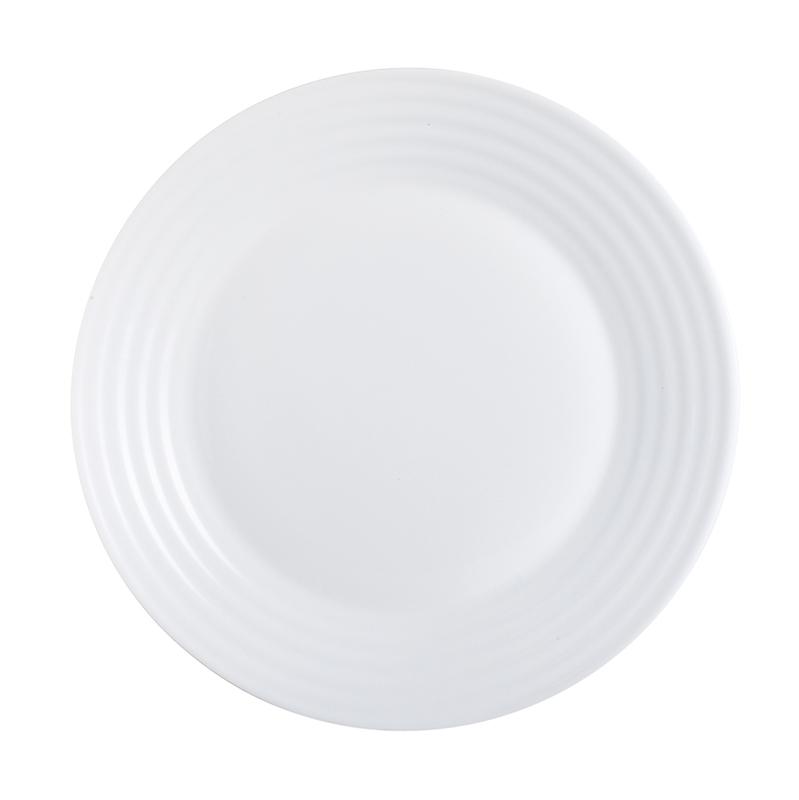 Assiette à dessert blanche D19cm