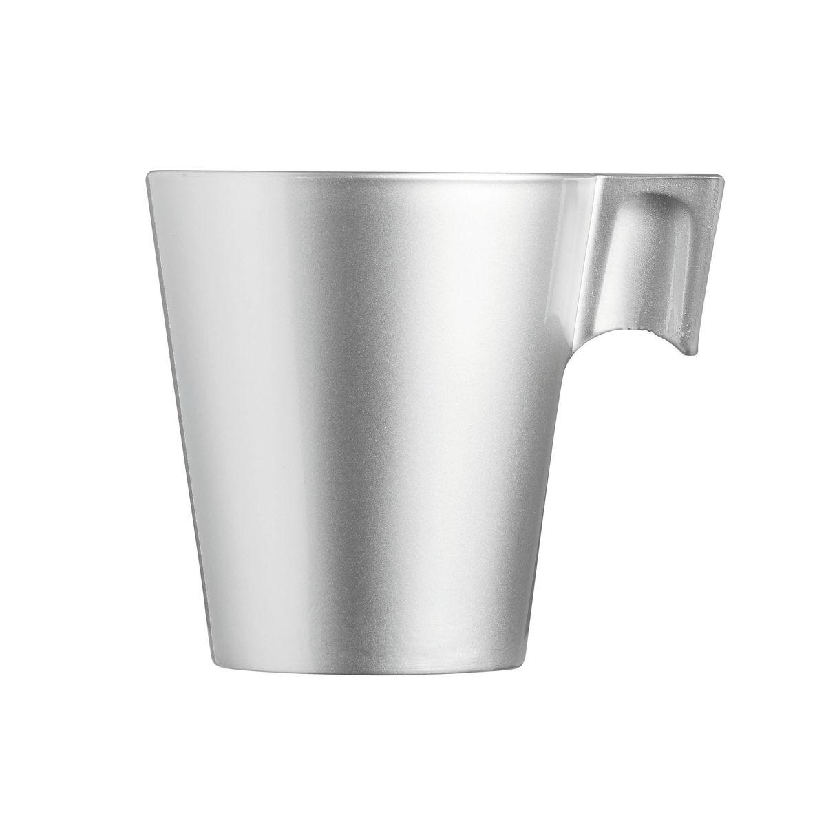 Tasse à thé argent 22cl