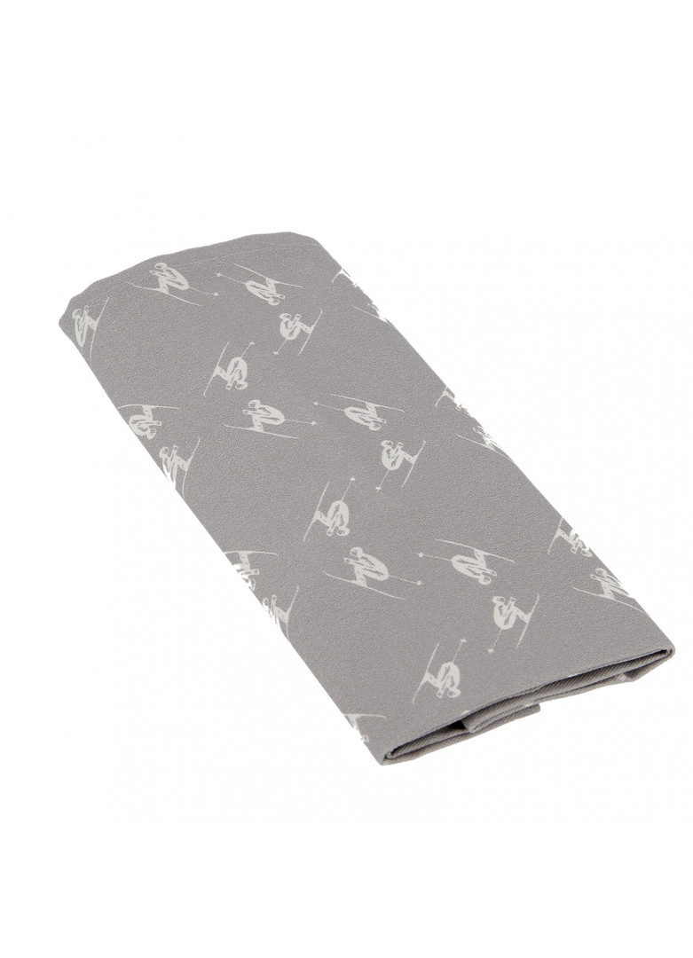 Serviette de table grise 50x50