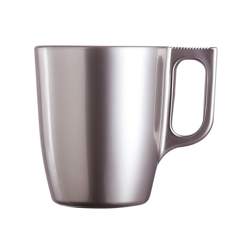 Mug à thé gris 25cl