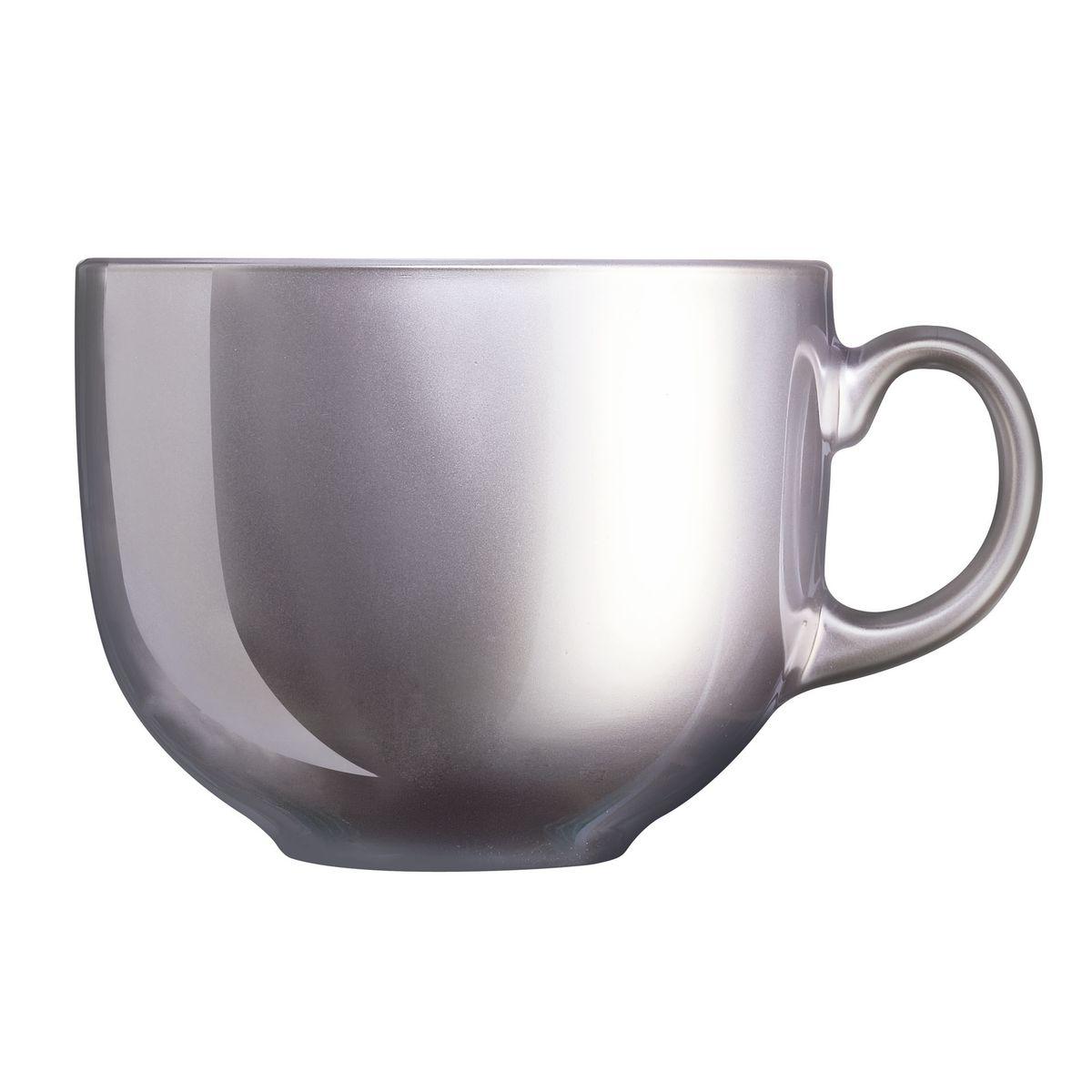 Tasse à thé grise 50cl