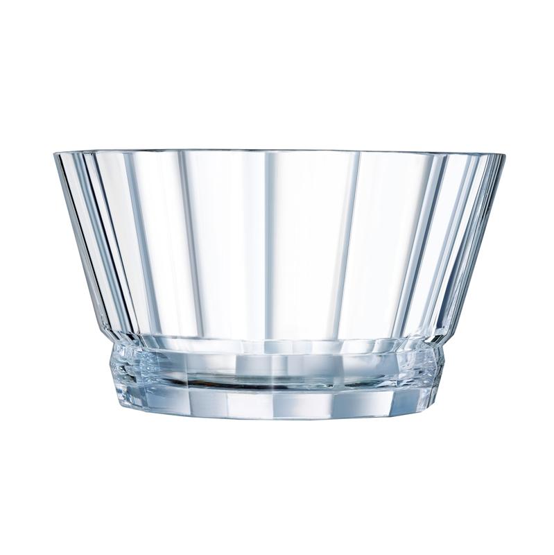 Coupelle en verre 12cm - Lot de 6