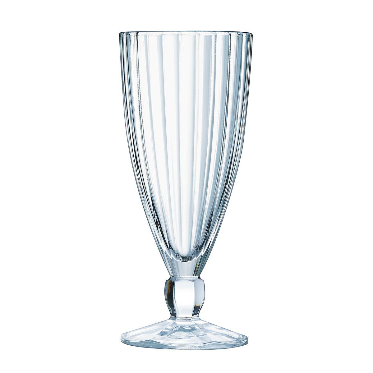 Coupe à glace transparente 36cl - Lot de 6